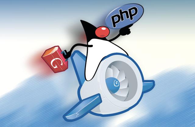 PHP on GAE
