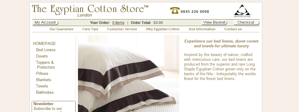 why was egyptian cotton so prized by european markets Best bed linens made of soft egyptian cotton fabric imported from on the market and worth the cash you will be so italian egyptian cotton percale queen.